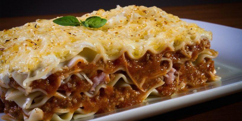 Få hjælp til lasagne, der glæder og begejstrer
